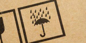 umzug bei regen